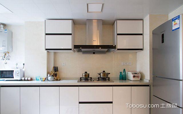 普通三室两厅装修图厨房