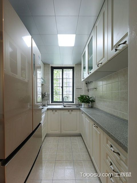 50平公寓装修效果图厨房