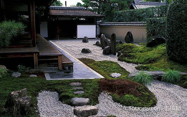 大庭院设计实景图