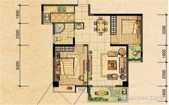 两室改三室案例图