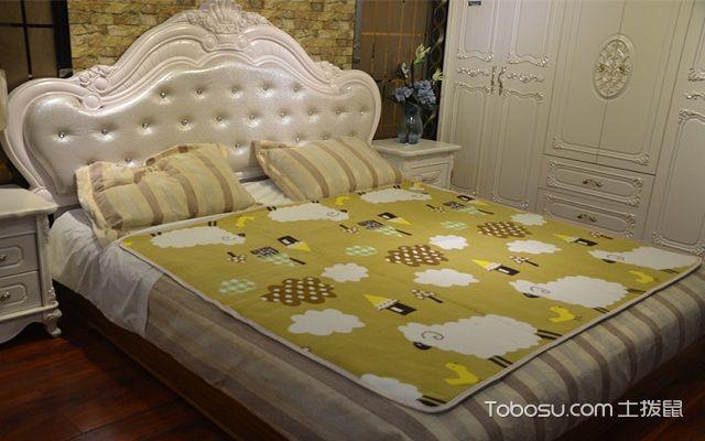 电热毯效果图