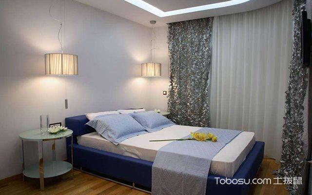 房间什么颜色有助于睡眠—案例图1
