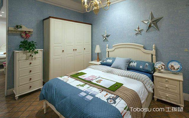 房间什么颜色有助于睡眠—案例图2