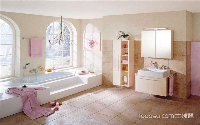 浴室装修设计图片