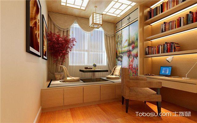 如何巧妙开辟书房空间