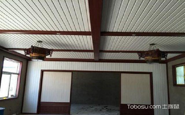 扣板吊顶怎么安装龙骨