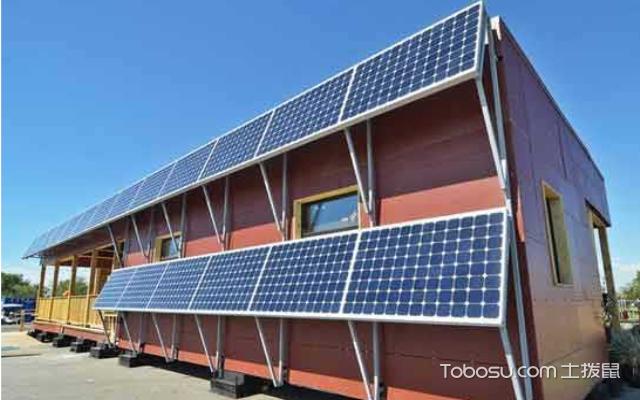 太阳能房屋设计案例