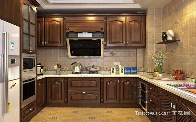 普通厨房图片案例一