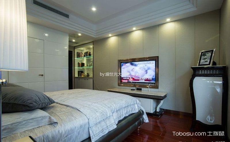 卧室电视墙效果图,营造温馨感受雅致