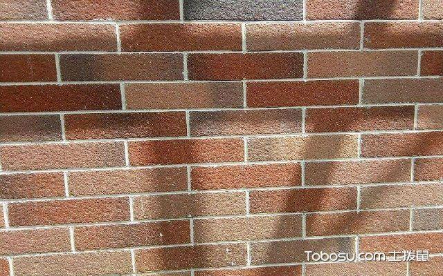 文化砖人工勾缝流程材料