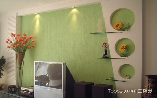 硅藻泥背景墙的施工步骤