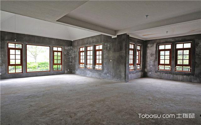 水泥毛坯房装修墙面如何处理