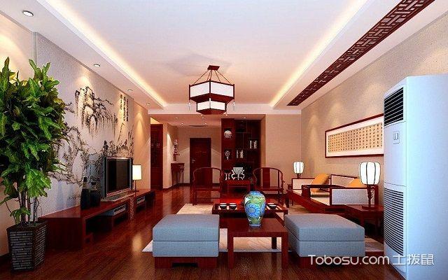家庭客厅和餐厅连在一起装修效果图