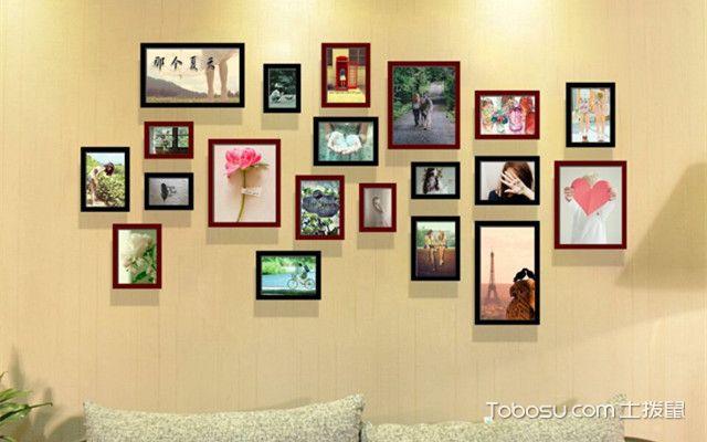 家庭照片墙