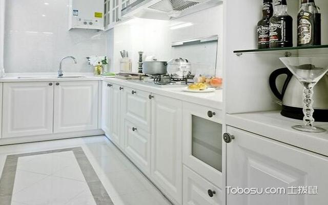 4平米长方形厨房装修