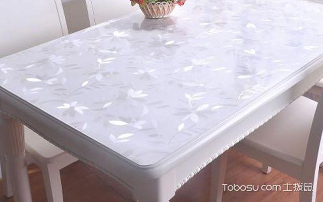 透明软玻璃桌布选购注意事项—桌布4