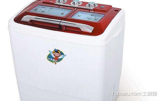 小天鹅洗衣机怎么用加衣服