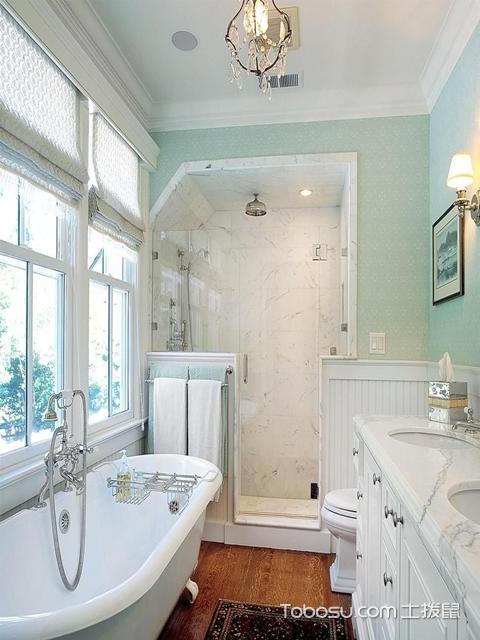 浴室装修效果图案例三