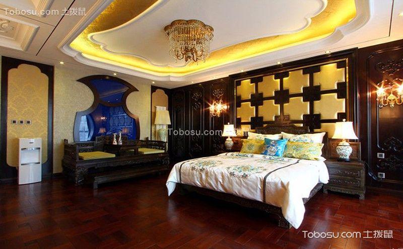 东南亚卧室色彩搭配设计,每种色彩都有美感