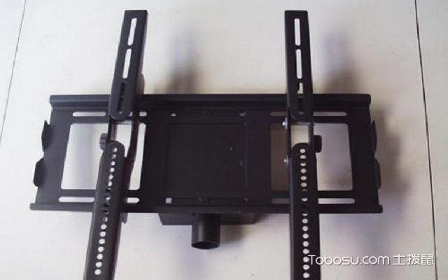 液晶电视挂架安装步骤图定位