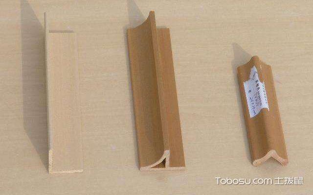 木制阴角线