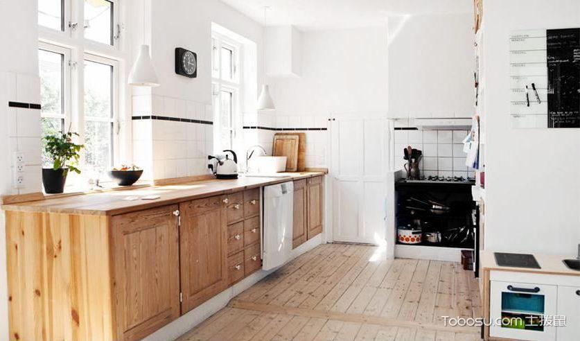 100平米新房厨房_土拨鼠装修经验