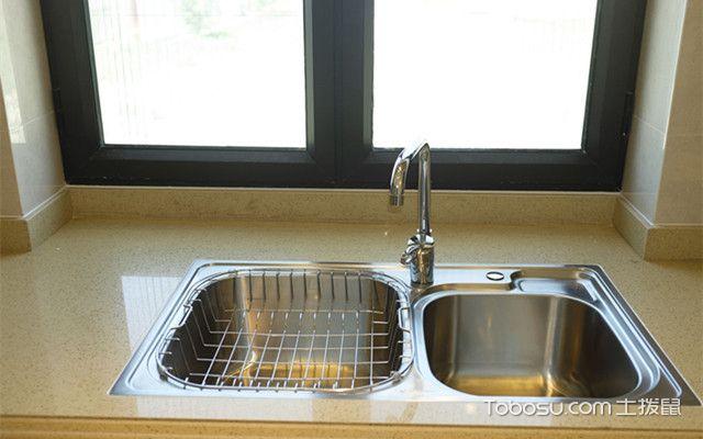 厨房水池改造注意事项介绍