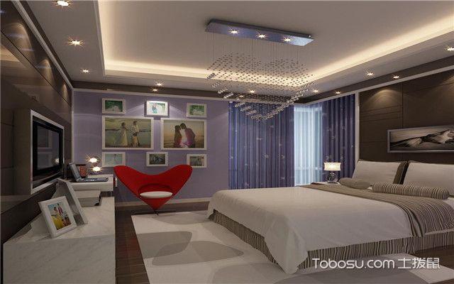 婚房卧室效果图