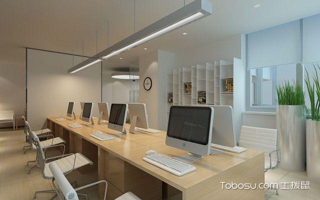 办公室装修用什么颜色好之浅色