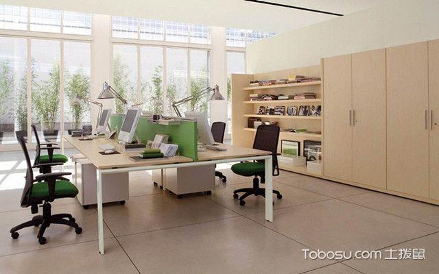 办公室装修用什么颜色好之亮色