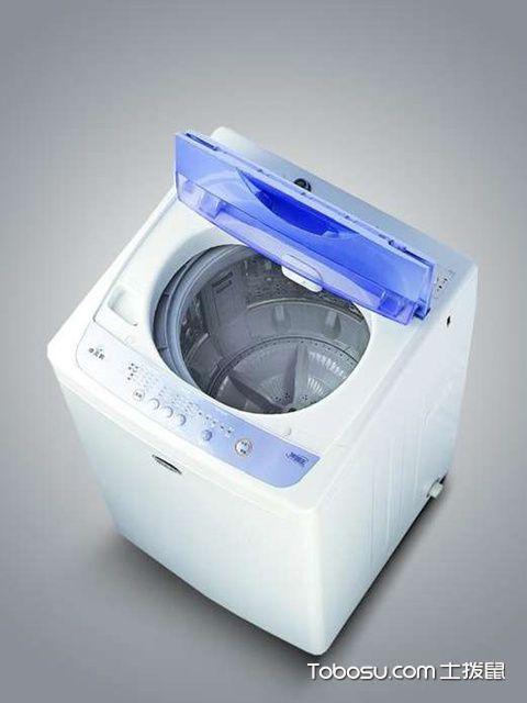 洗衣机安装步骤进水管