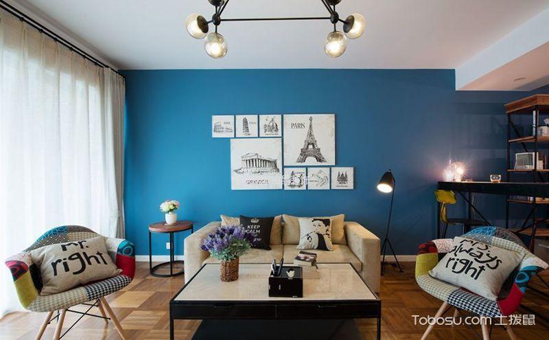客厅地板与墙面设计方案,不看绝对后悔