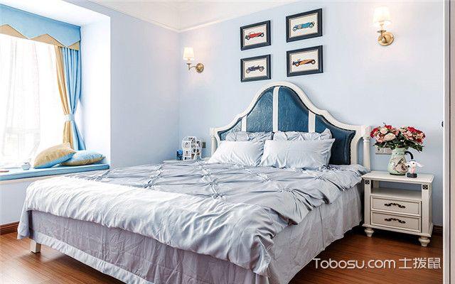 80平小户型卧室装修