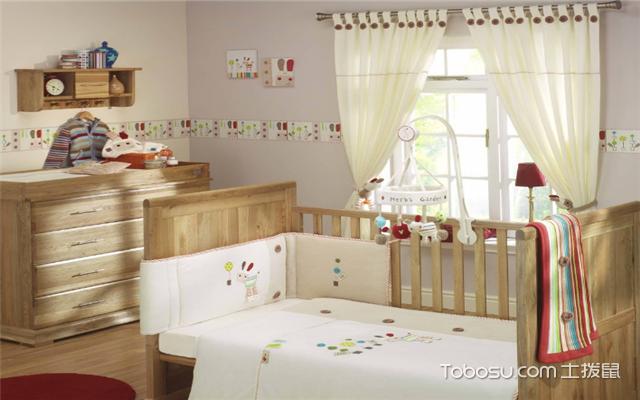 婴儿房装修设计