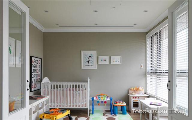 婴儿房装修设计图片