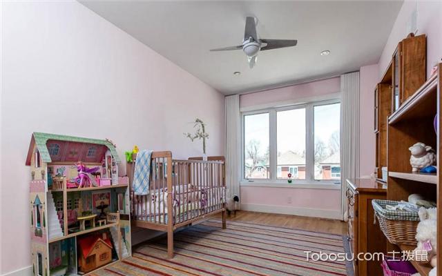 婴儿房装修设计要点