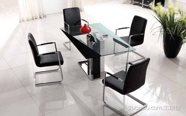 钢化玻璃餐桌好吗