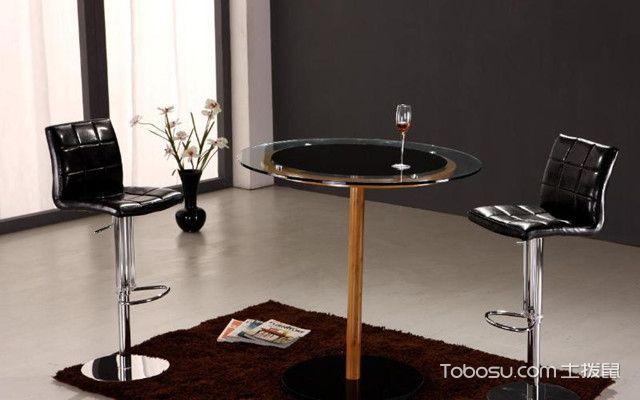 钢化玻璃餐桌好吗之优缺点