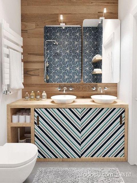 3平方米小卫间洗手台