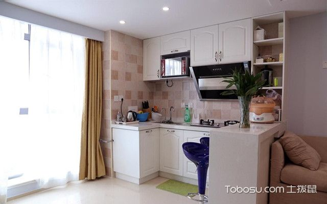 紧凑型厨房如何设计