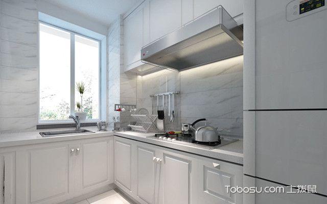 紧凑型厨房如何设计之橱柜
