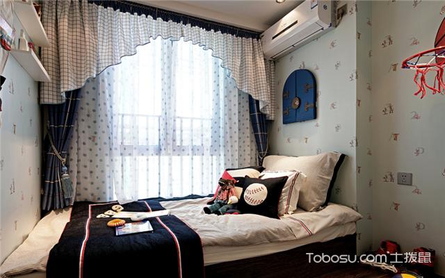 12平方儿童房装修