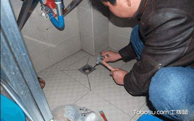 卫生间地漏坏了怎么换,安装方法