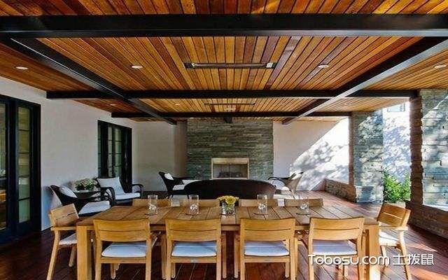 什么是生态木吊顶,优点和安装方法