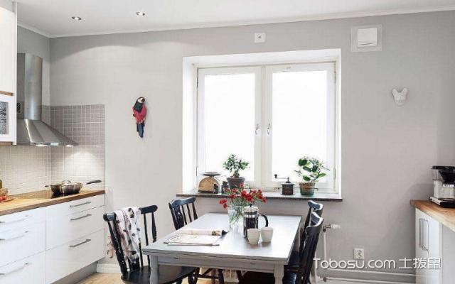 小户型北欧风格厨房