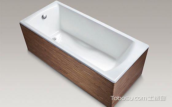 科勒铸铁浴缸价格