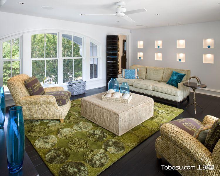 客厅美式风格家具