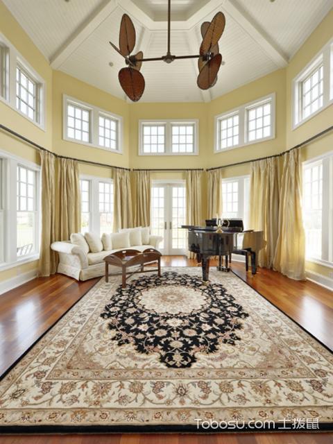 圆形客厅装修需要注意什么