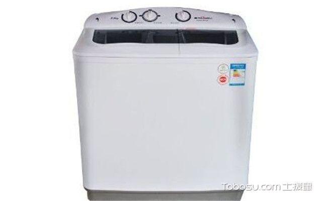 双桶洗衣机拆解