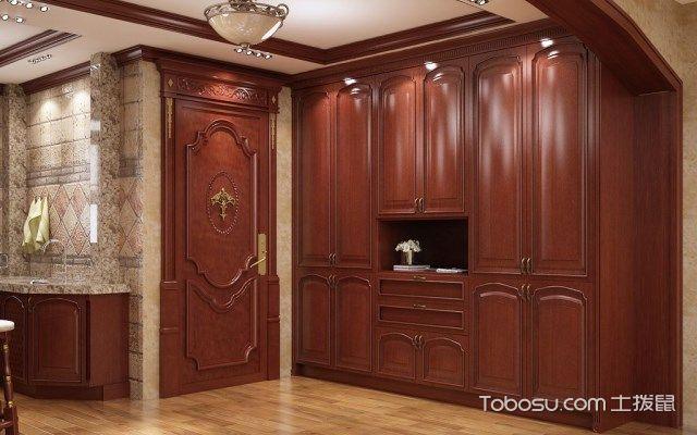 罗马柱衣柜如何安装?衣柜上的罗马柱什么寓意?图片